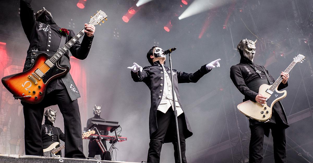 Ghost: Fans sammeln Spenden für verstorbenen Konzertbesucher