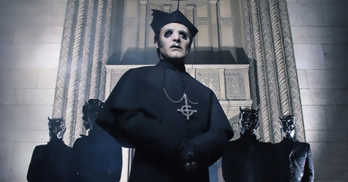 Ghost: Neues Album im Sommer und erster Vorbote