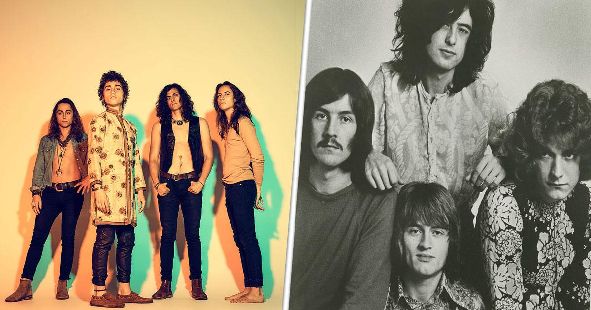 Greta Van Fleet/Led Zeppelin: DJ präsentiert genialen Mash Up