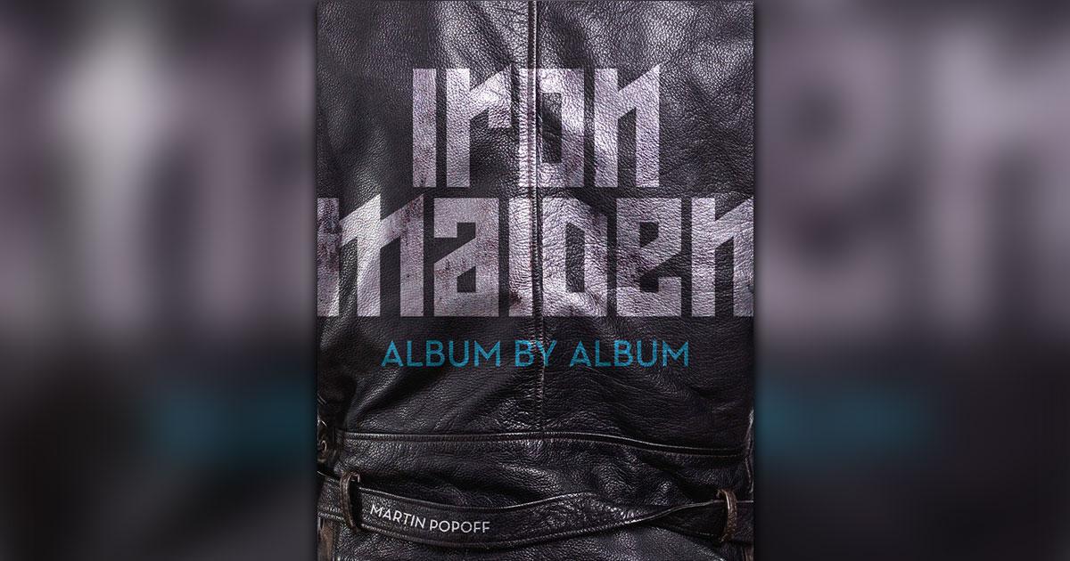 Iron Maiden-Buch: Album-Analysen von Musikerkollegen