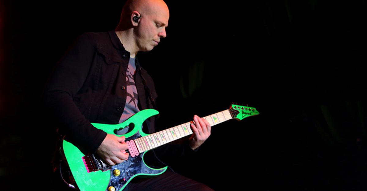 Stone Sour: Gitarrist Josh Rand spricht über Entzug