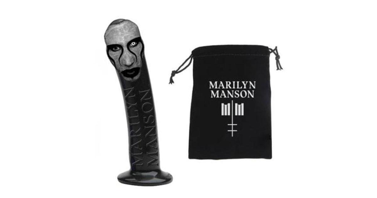 Marilyn Manson: Schockrocker verkauft Dildo mit seinem Gesicht