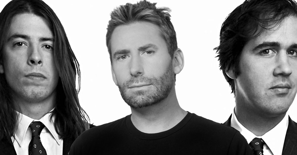 Nirvana: Fans fordern Reunion mit Chad Kroeger am Mikro