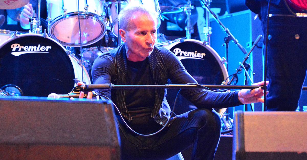 UFO: Sänger Phil Mogg hört auf