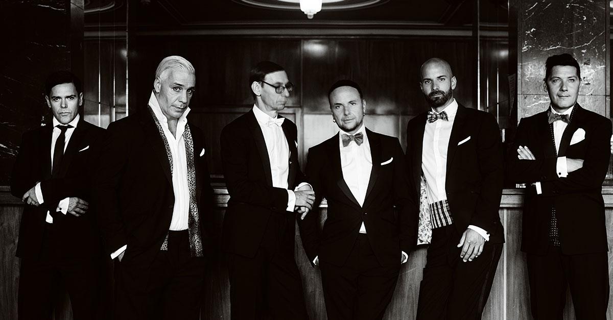 Rammstein: Band befindet sich wieder im Studio