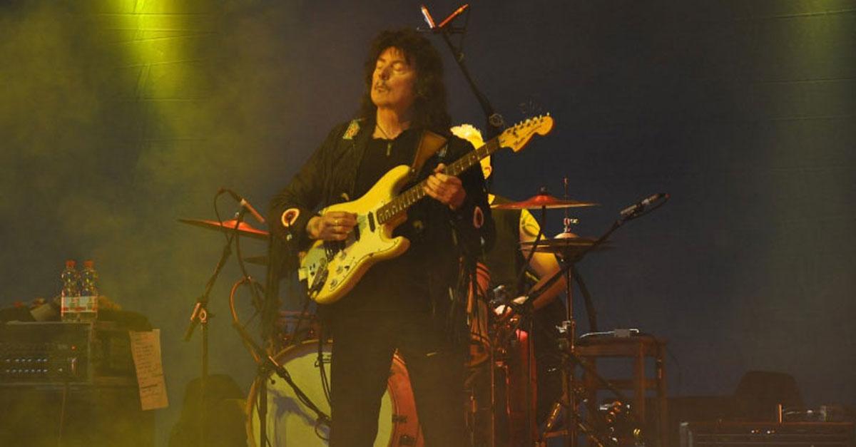 """Ritchie Blackmore: """"Würde noch eine Show mit Deep Purple spielen"""""""