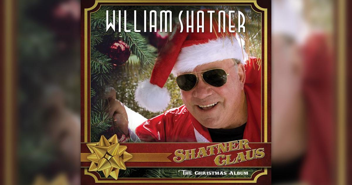 Star Trek: William Shatner veröffentlicht ein rockiges Weihnachtsalbum