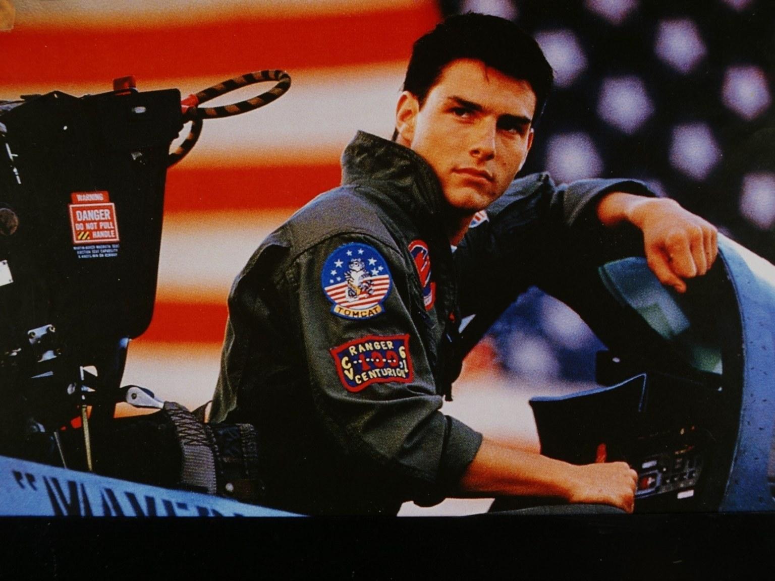 """Top Gun 2: Mit Tom Cruise und Val Kilmer in die """"Danger Zone"""""""