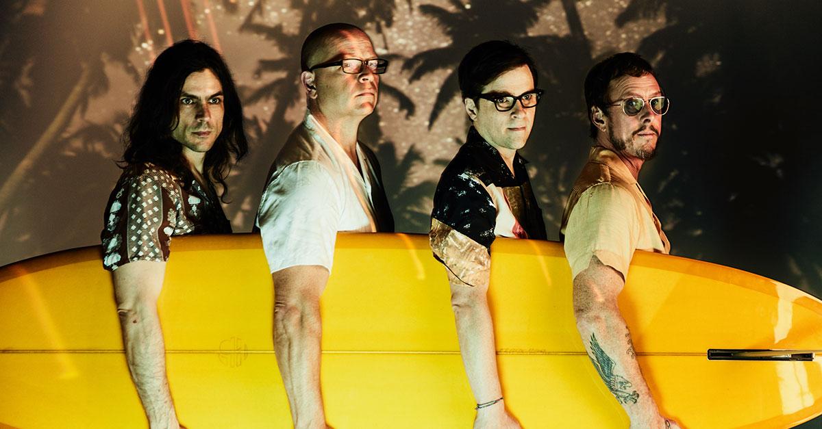 "Nach Fankampagne: Weezer covern Totos ""Africa"""