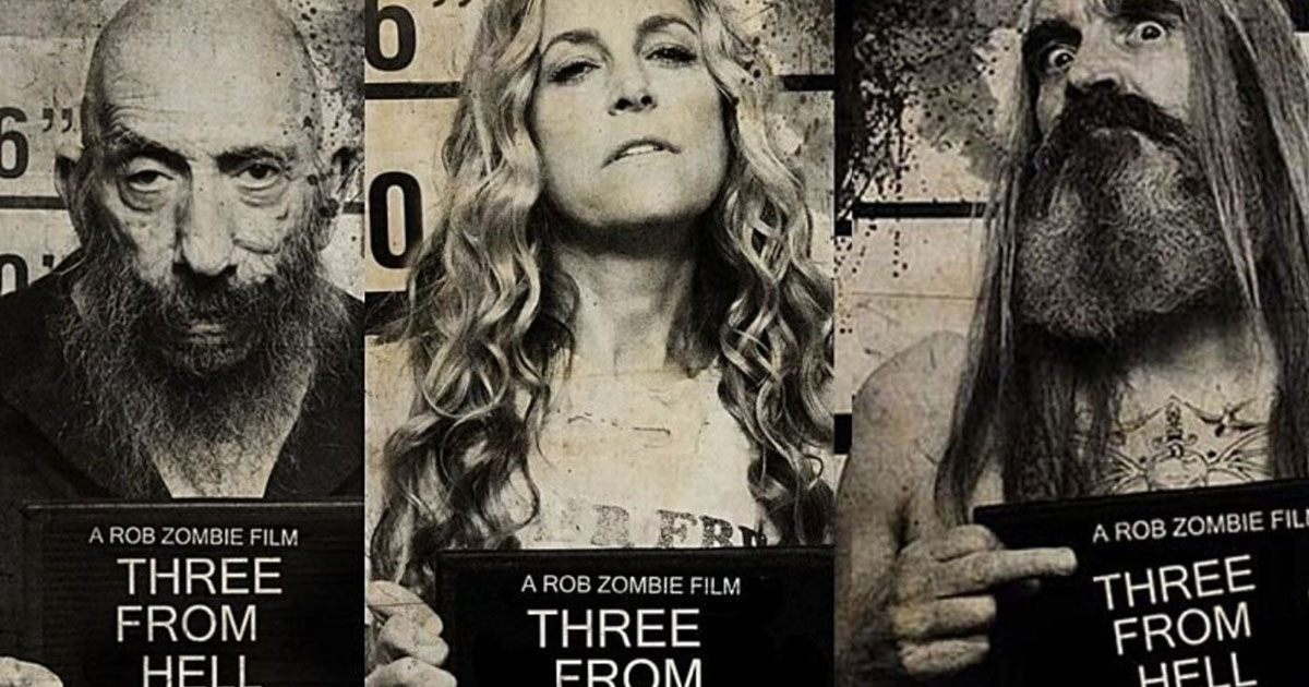 3 From Hell: Hier könnt ihr den neuen Film von Rob Zombie sehen