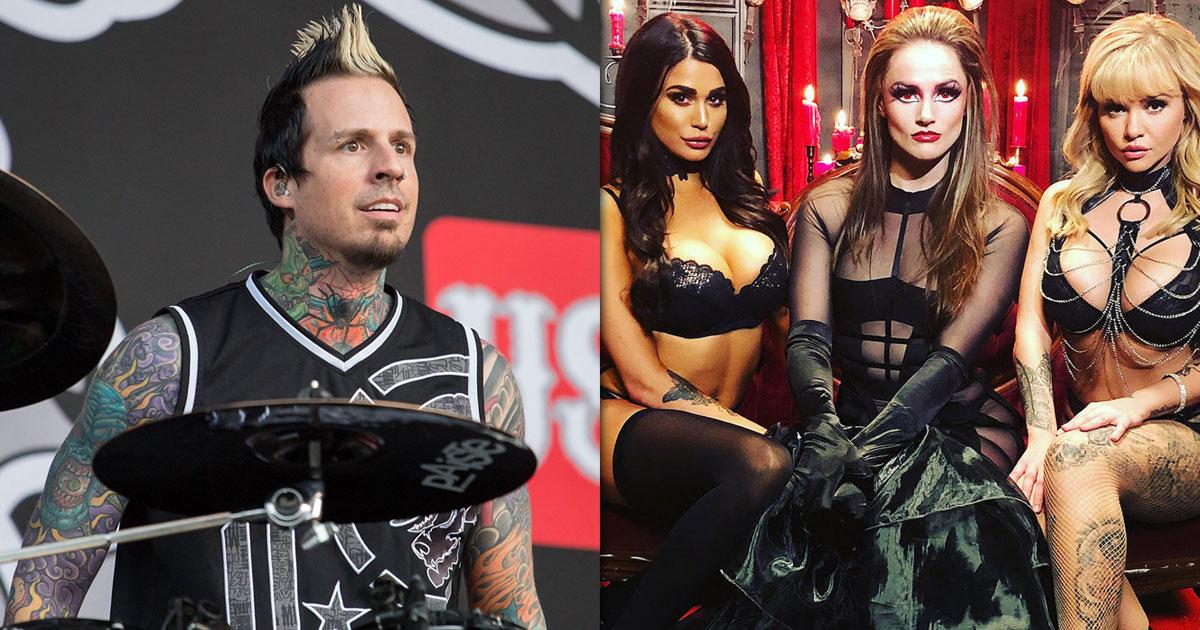 Five Finger Death Punch: Ex-Drummer produziert jetzt Pornos