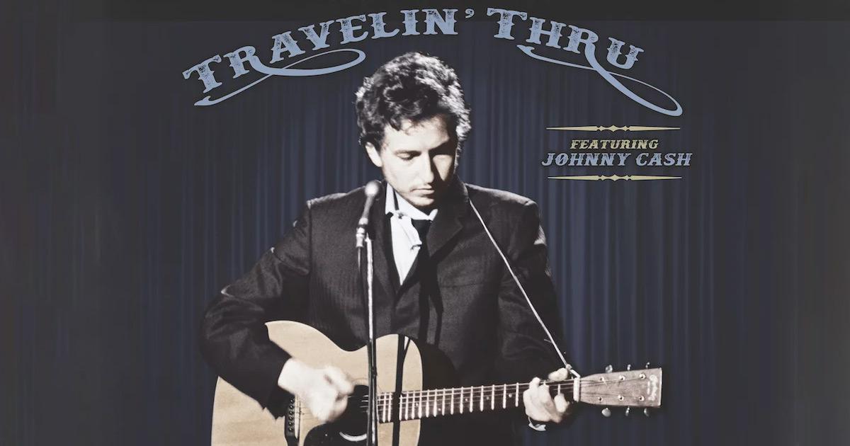 Bob Dylan: Sessions mit Johnny Cash erscheinen als Box-Set