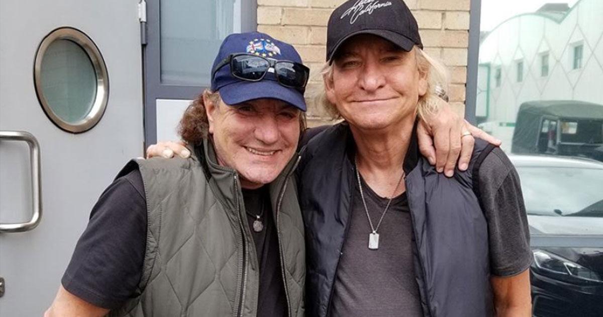 Eagles & AC/DC: Brian Johnson und Joe Walsh  machen gemeinsame Sache