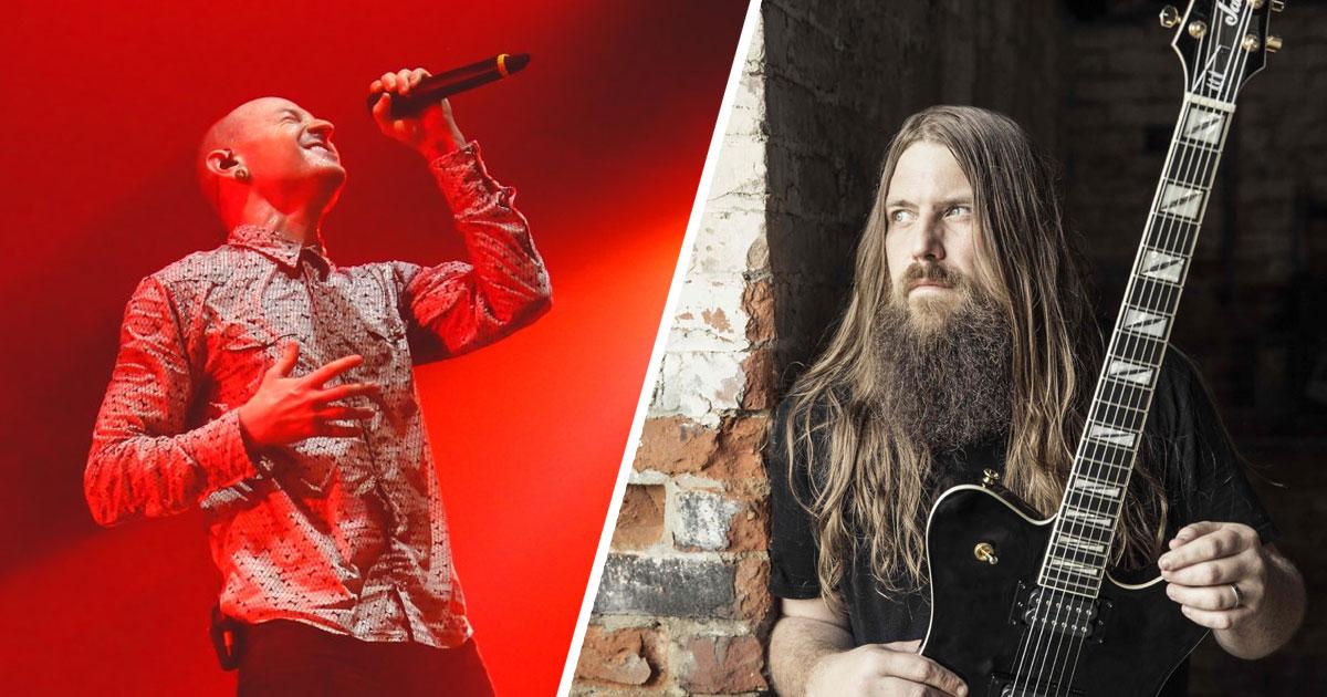 Chester Bennington: Posthumer Song mit Lamb Of God-Gitarrist