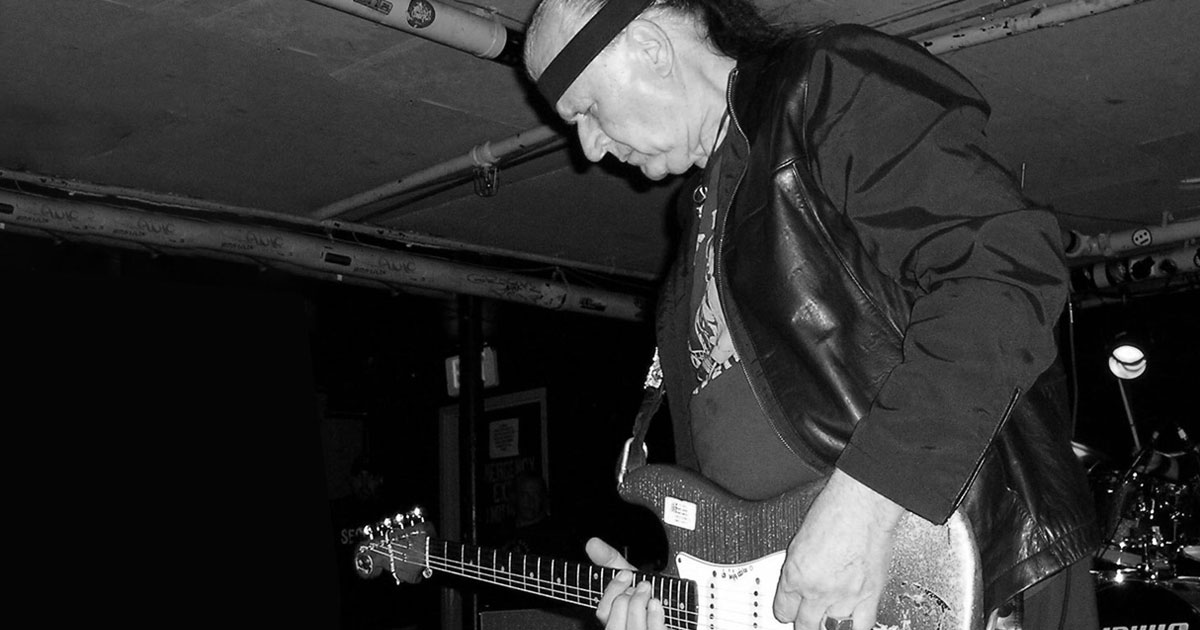 "Dick Dale: Der ""King Of The Surf Guitar"" ist tot"
