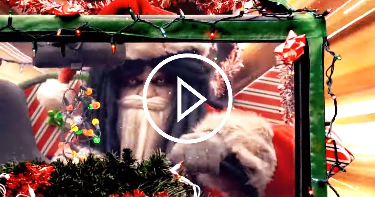 """Rob Zombie: Weihnachtsparodie auf """"Dragula"""""""