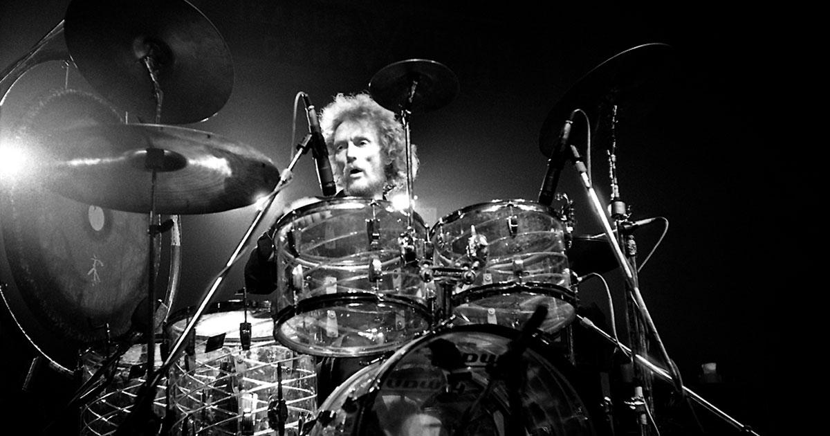 Cream: Drummer-Ikone Ginger Baker ist tot