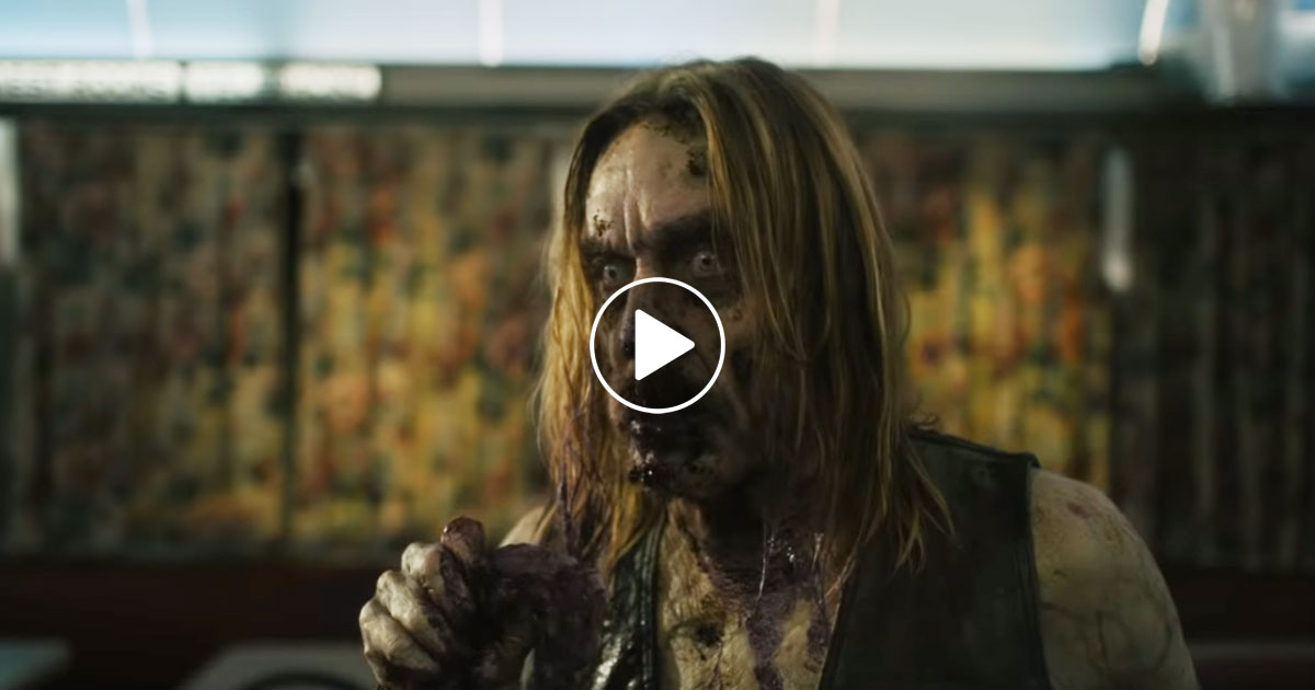 Iggy Pop: Punk-Veteran als Zombie in neuem Film