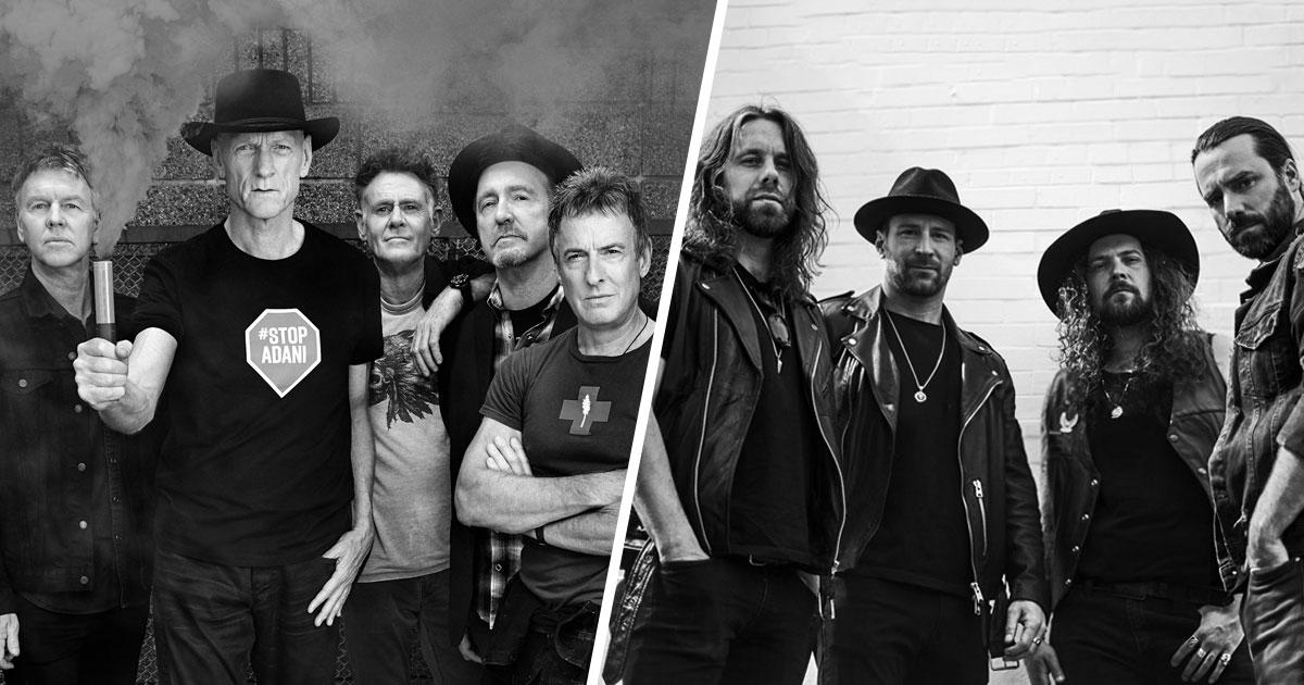 Neu im Konzertkalender: Midnight Oil und Monster Truck!