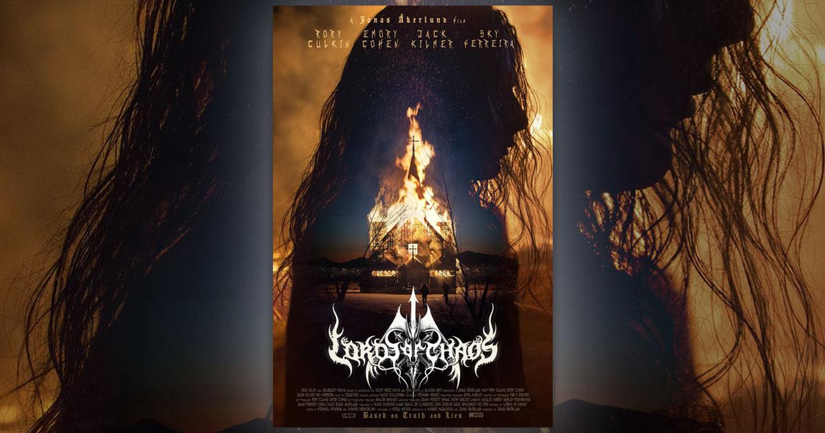 Lords Of Chaos: Black Metal-Film kommt im Februar ins Kino