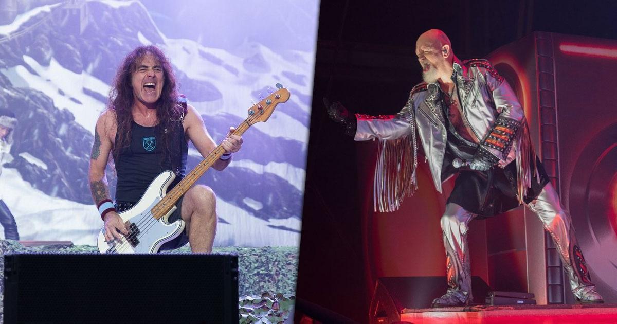 """Steve Harris über Iron Maiden-Tour mit Judas Priest: """"Warum nicht?"""""""