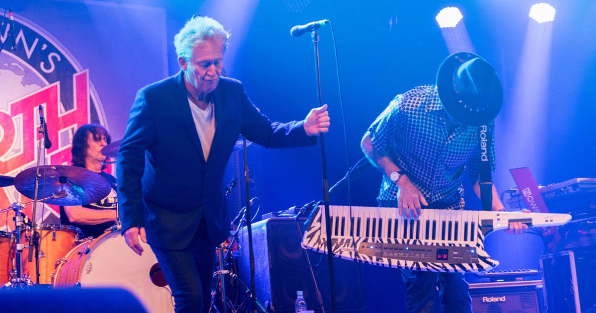 Manfred Mann's Earth Band: Robert Hart bestätigt neue Musik für Anfang 2020
