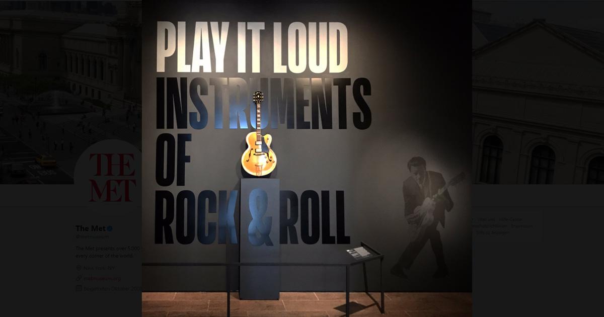 Museumsreif: Rock'n'Roll ist endlich Hochkultur!