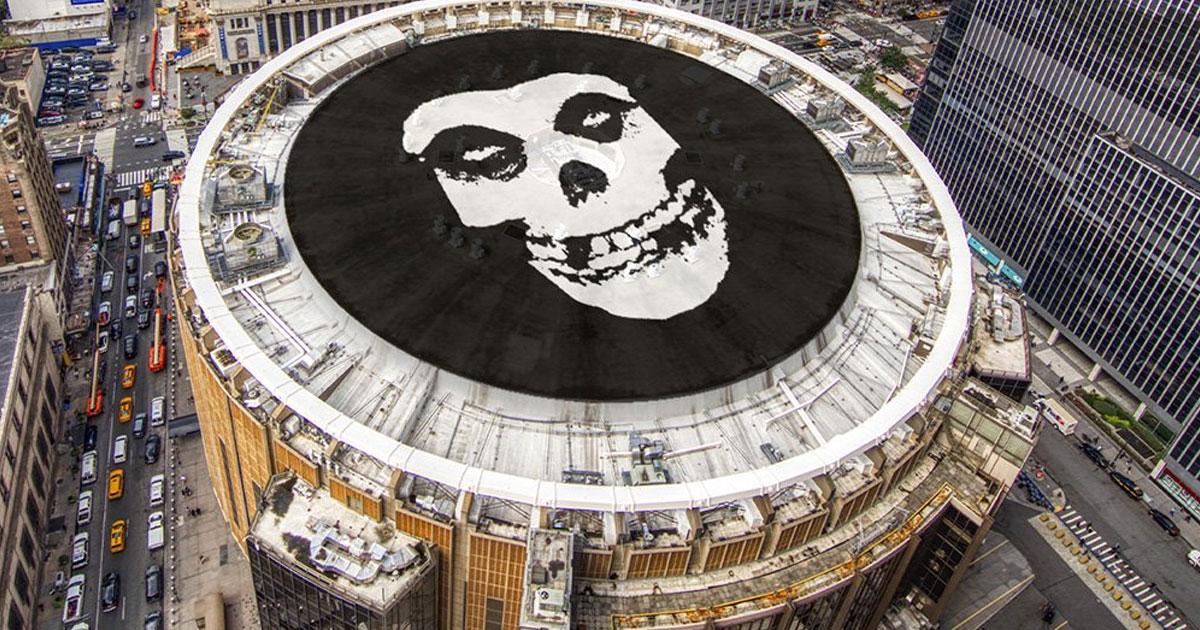 Misfits: Horrorpunk-Ikonen rocken den Madison Square Garden