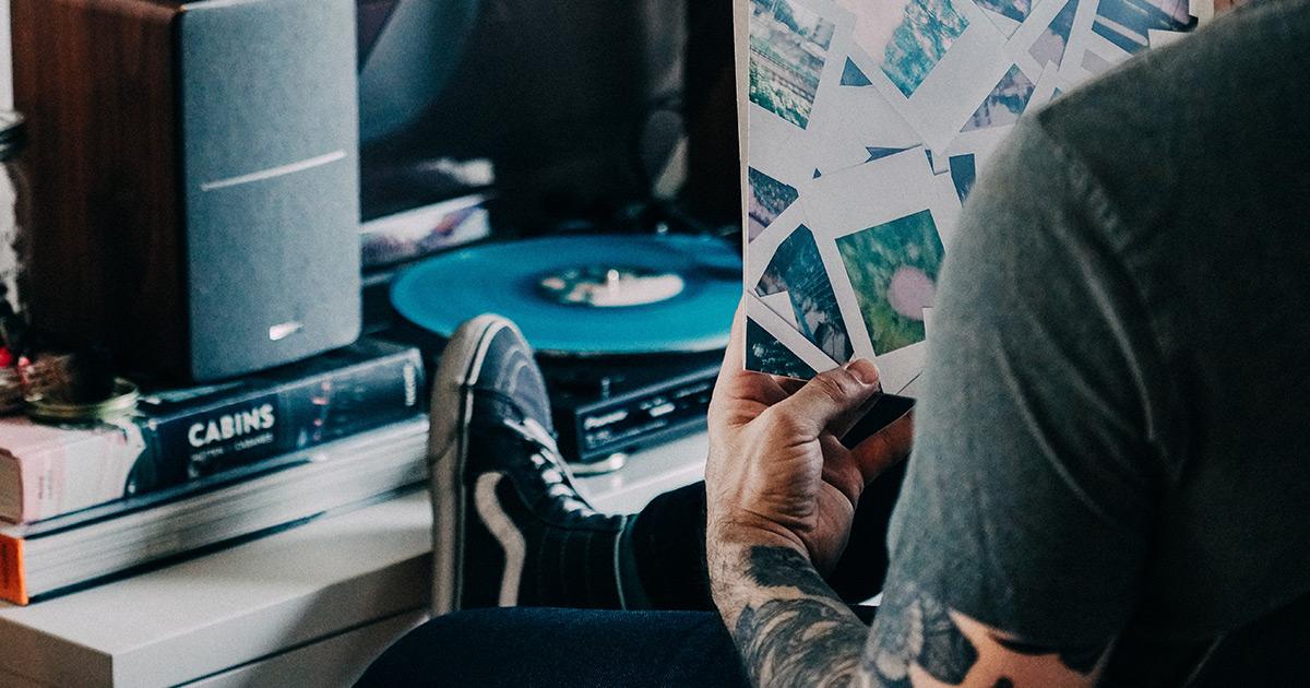 Studie: LPs in voller Länge zu hören ist gesund