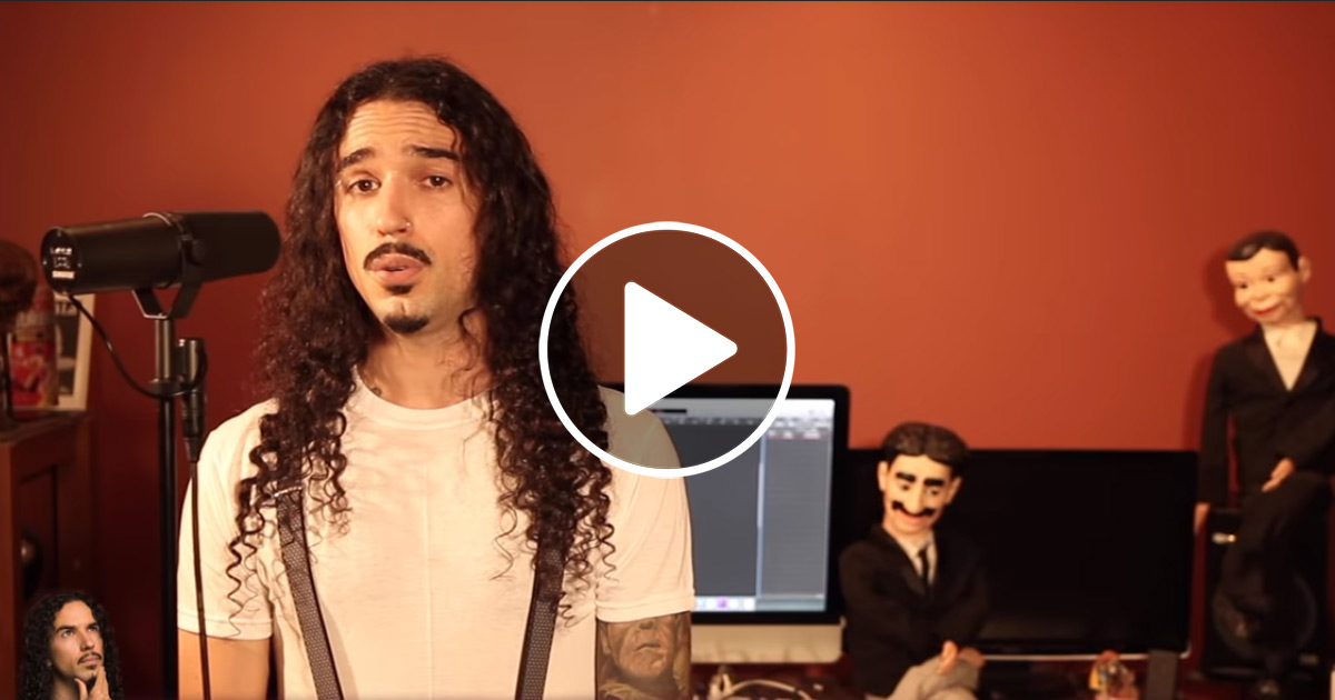 "Genial: Youtuber performt ""Bohemian Rhapsody"" auf 42 Arten"
