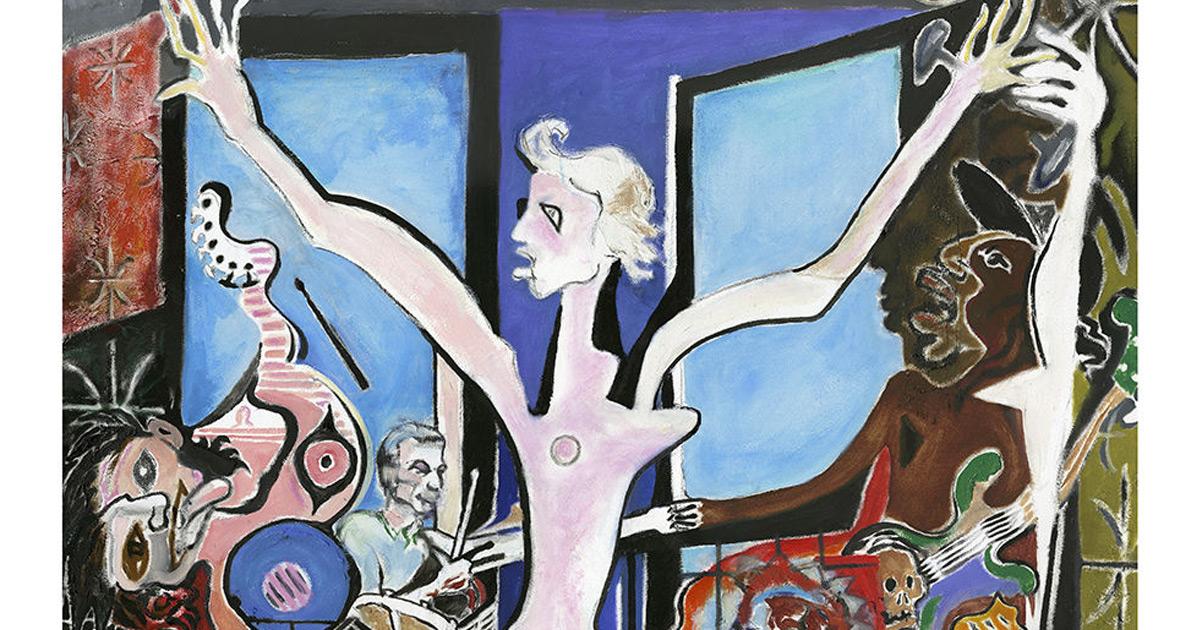 Ron Wood: Rolling Stones-Gitarrist wandelt auf Picassos Spuren