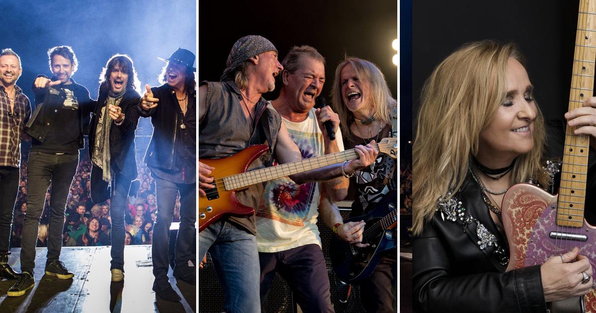 Classic Rock Marathon im Stadtpark: Foreigner, Deep Purple & Melissa Etheridge live 2020!