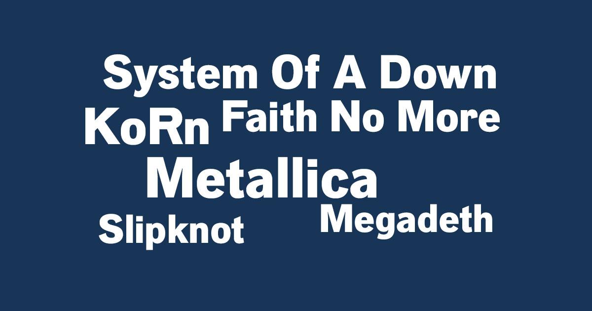 Das Metal News-Update am 03.02.2020