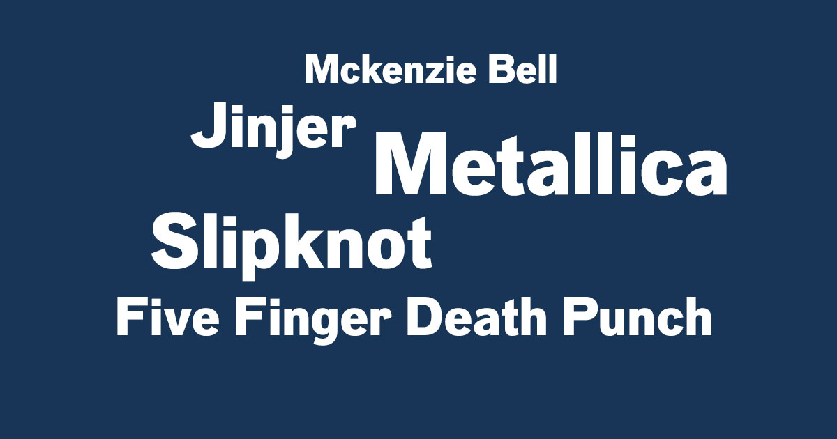 Das Metal News-Update am 29.04.2020