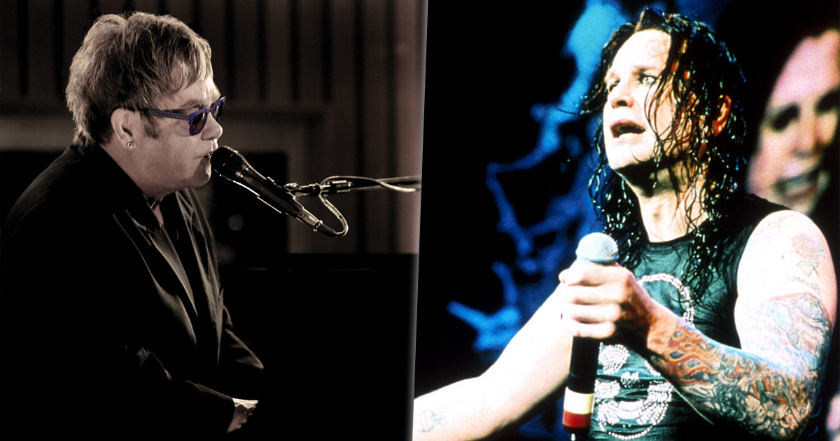 Ozzy Osbourne: Hört hier die neue Single mit Elton John und Slash