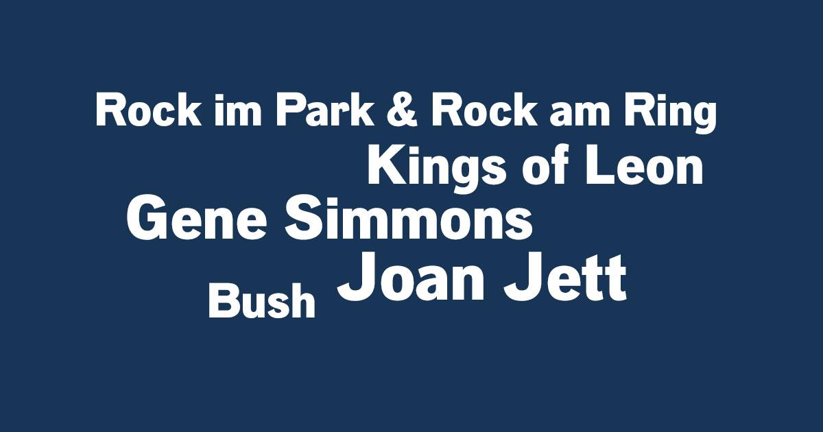 Das Rock News-Update am 02.04.2020