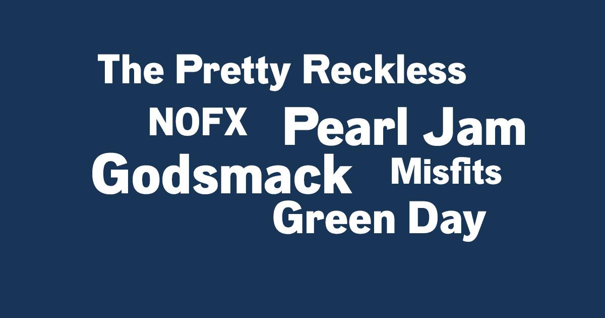 Das Rock News-Update am 14.04.2020