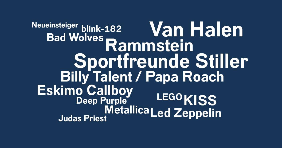 Das Rock News-Update der Woche vom 06.09. bis 12.09.