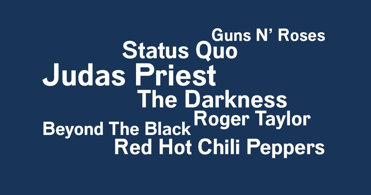 Das Rock News-Update der Woche vom 27.09. bis 03.10.