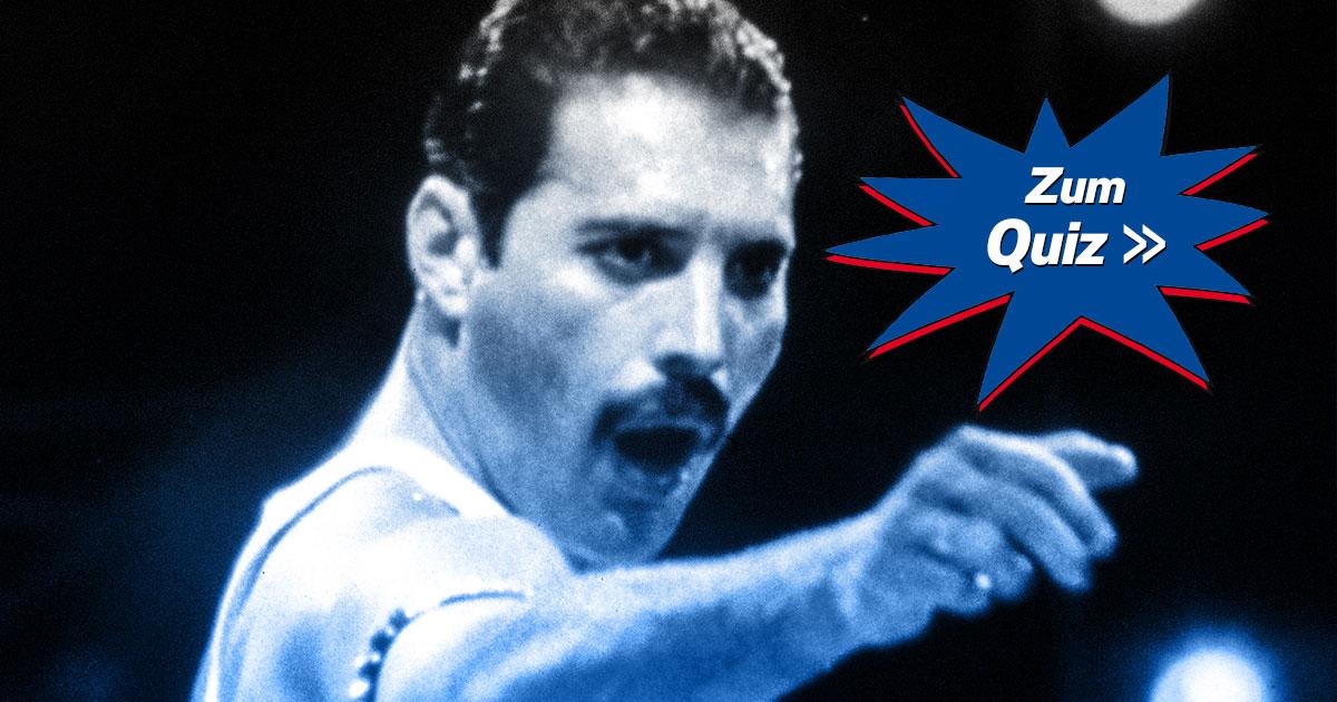 Freddie oder Fake: Welche Geschichten über Freddie Mercury stimmen?