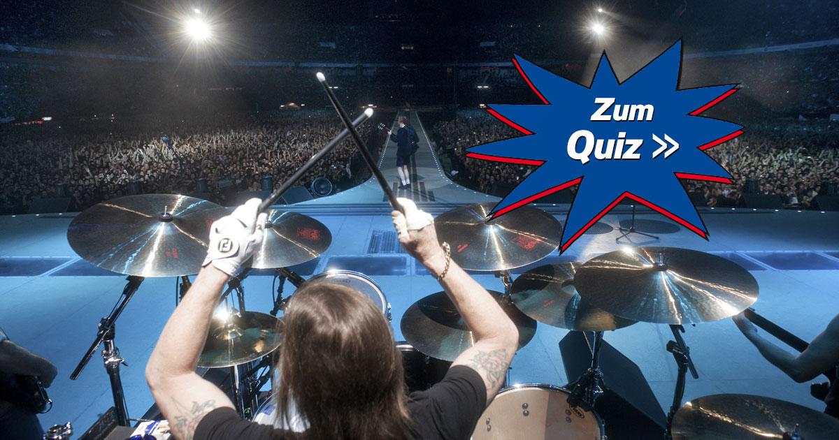 Alles AC/DC: Wie gut kennt ihr die Hard Rock Ikonen wirklich?