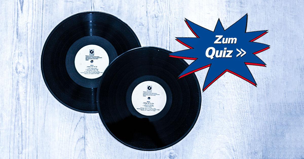 Das ROCK ANTENNE Hamburg MAI-lenstein-Quiz: Kennt ihr euch aus mit diesen Alben?