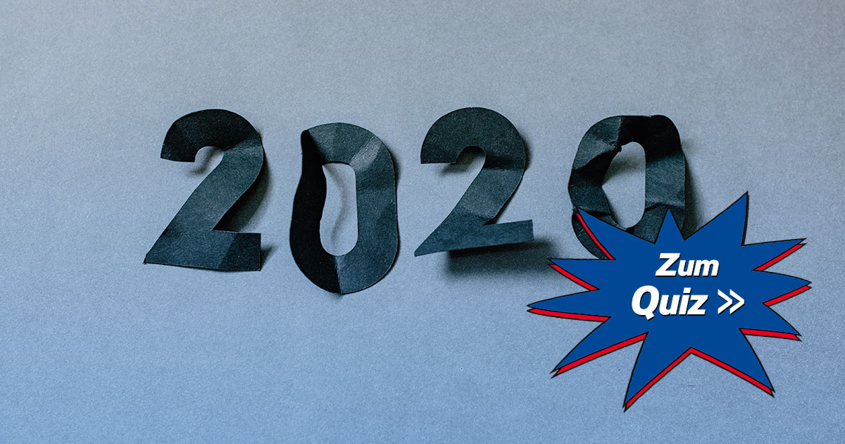 Das große ROCK ANTENNE Hamburg JahresROCKblick-Quiz 2020