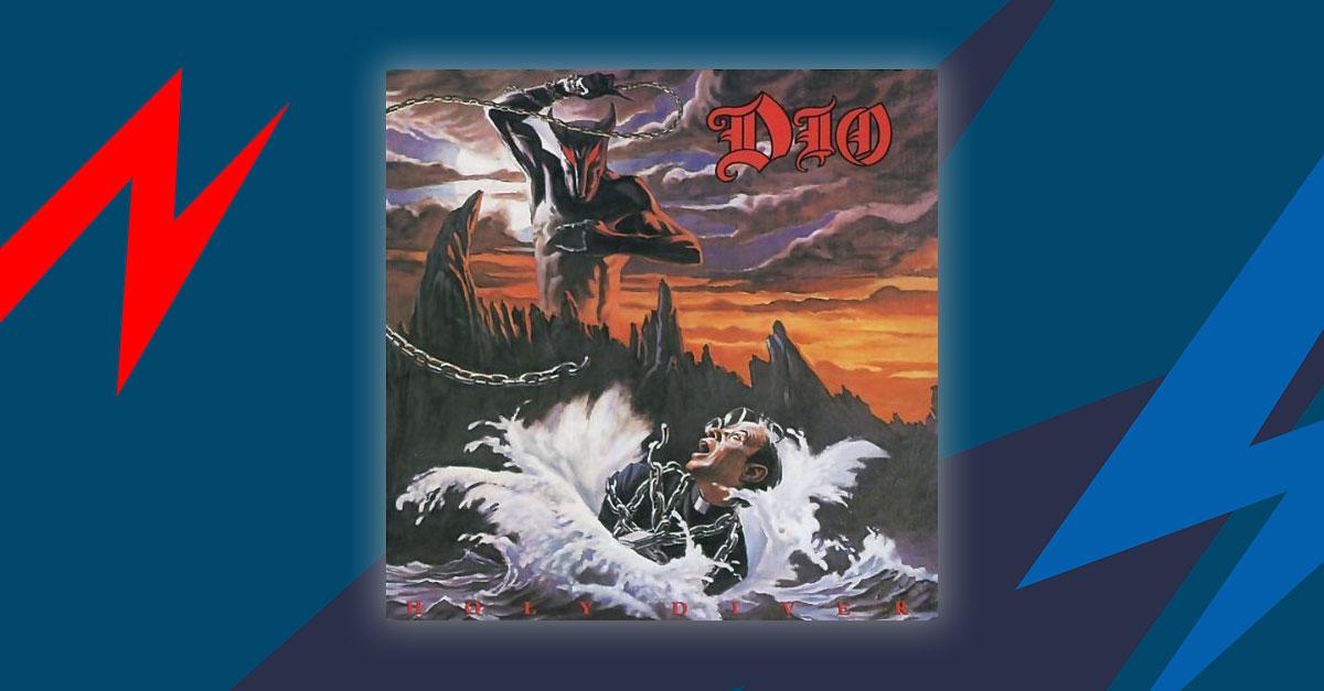 Holy Diver: Vor 35 Jahren erschien Dios Solodebüt