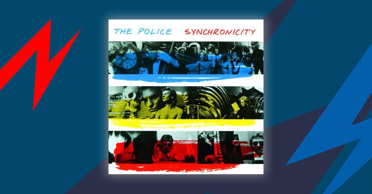 """The Police: Wir feiern 35 Jahre """"Synchronicity"""""""