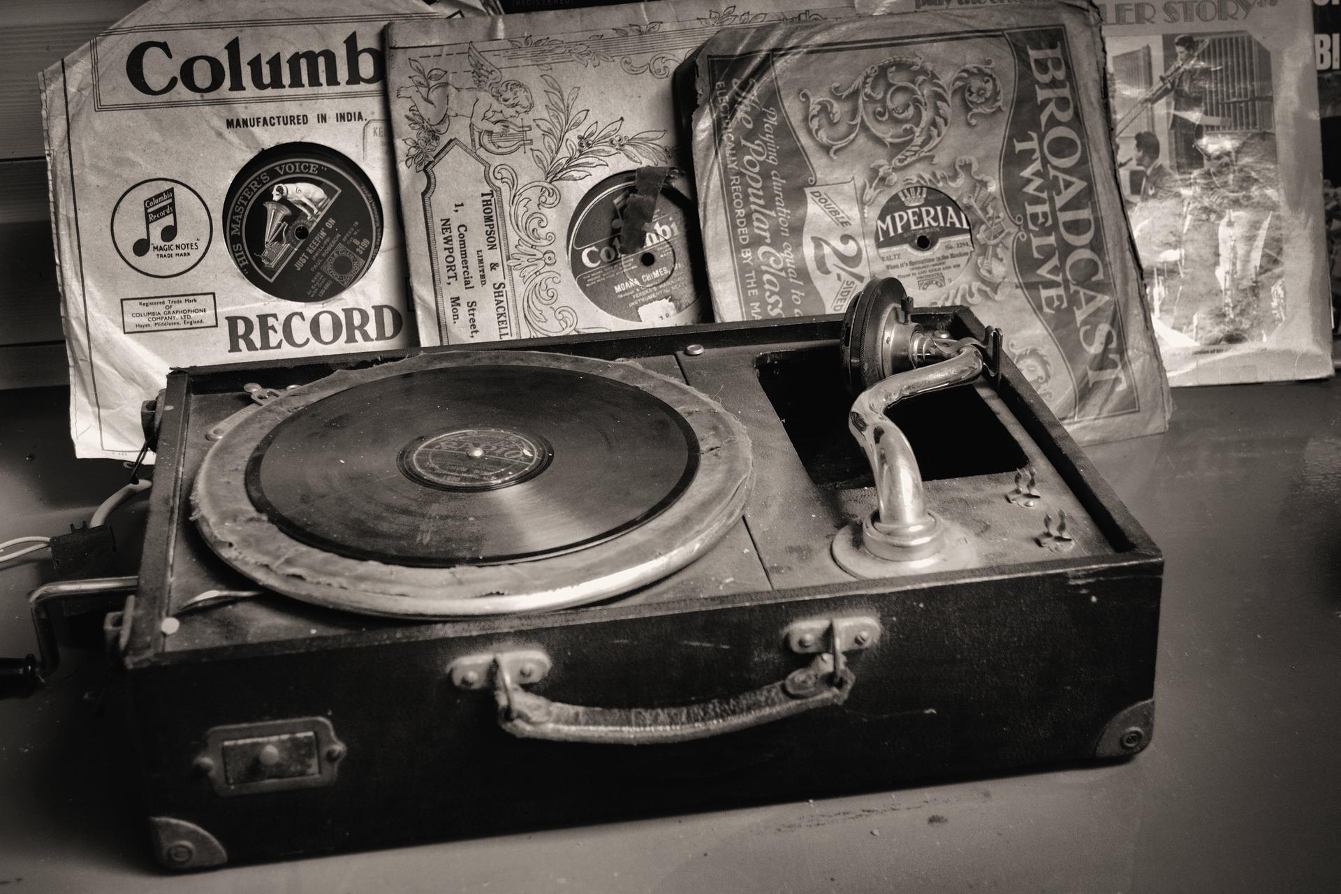 70 Jahre Langspielplatte - Spin The Black Circle!