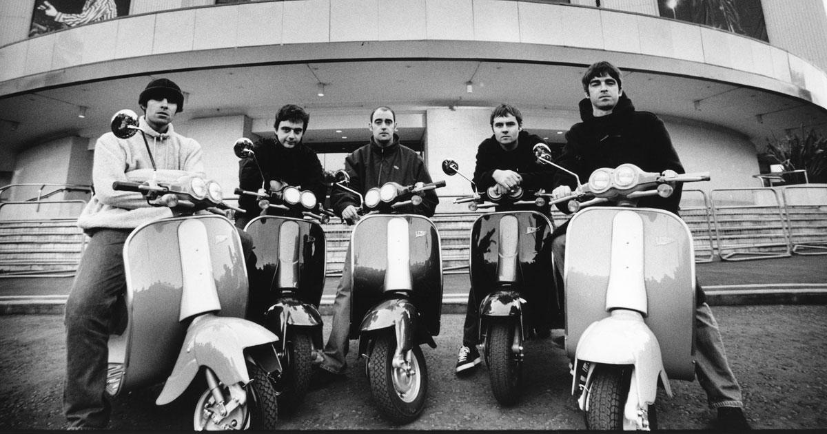 Die Neunziger: Die Brit Rock-Mania
