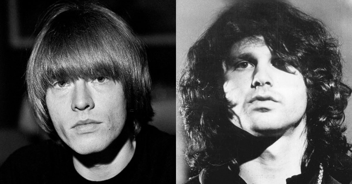 Club 27: Rock in Peace, Brian Jones und Jim Morrison