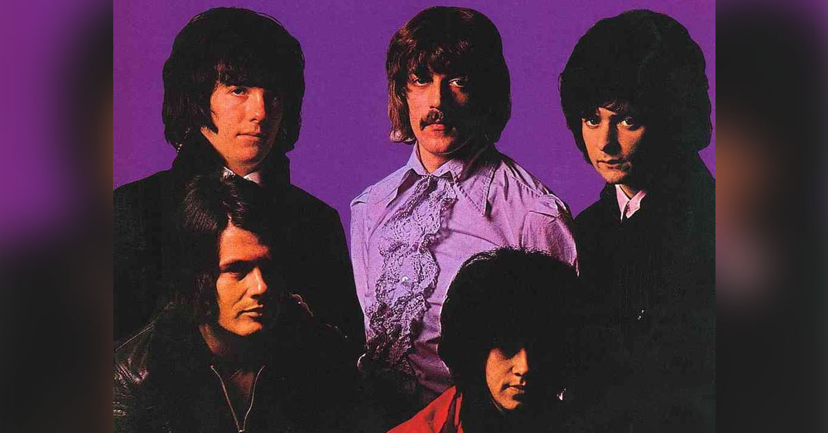 Als Deep Purple ihr erstes Konzert spielten – geht mit uns auf Zeitreise!