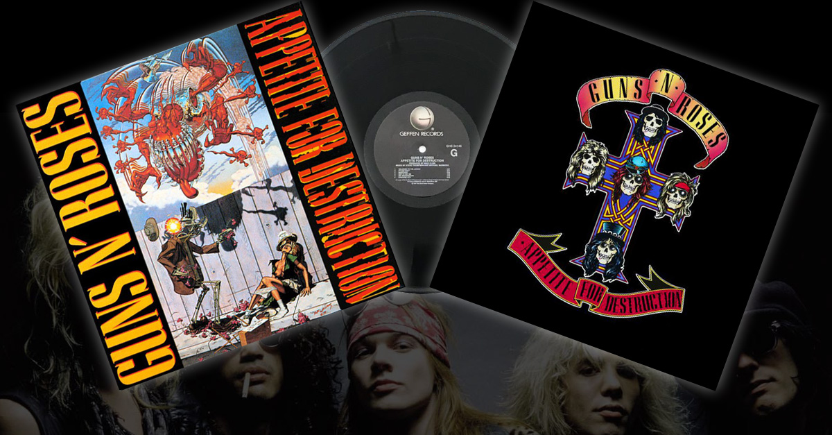 """Appetite For Destruction"": 21 Fakten zum Debüt von Guns N'Roses"